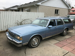 1990 Caprice Classic Station Wagon