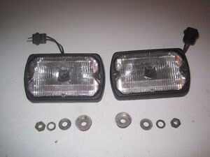 FORD MUSTANG MERCURY CAPRI MARCHAL FOG LIGHTS