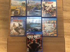 7 PS4 Games for $120!