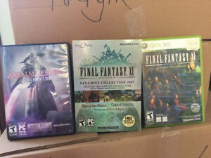 Final Fantasy Collection - XBOX 360