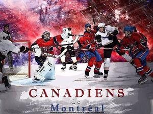 Billets du Canadien