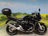 Suzuki GSF1200 SA Bandit 2006 **top box, Aftermarket exhaust**