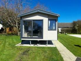 STATIC CARAVAN*FOR SALE*12 MONTH SEASON*SITED* SWIFT ANTIBES* MORECAMBE