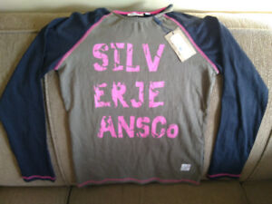BRAND NEW Silver Jeans Girls Shirt