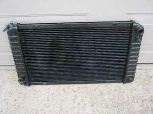 RADIATOR FOR 82-86 S10 London Ontario image 1