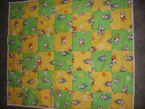 Animal Print Quilts