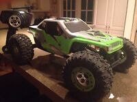Axial Scorpion Ready to Rip!
