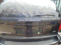 04 caravan parts