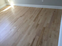 RICK'S HARDWOOD FLOOR SANDING AND REFINISHING