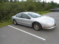 2002 Chrysler Concorde LX Sedan