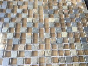 Glass and Stone Mosaic / Mosaique