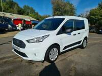 2019 Ford Transit Connect 1.0 EcoBoost 100ps Trend Double Cab Van Panel Van Petr