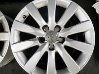 Audi A4 mags 17 inch Original $600 Negoatiable