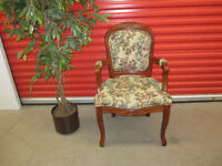 Moving - Antique Side Chair
