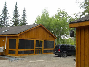 Year Round Cottage Home For Sale in Falls Lake Resort