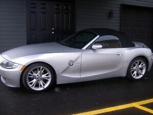 2008 BMW Z4 Cabriolet