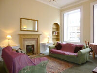 EDINBURGH FESTIVAL LET: (Ref: 799) Fettes Row. Lovely main door 3 bed available in the New Town!
