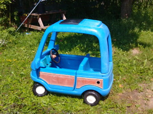 Camion voiture  little tikes