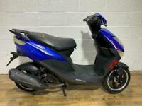 LEXMOTO WY50 FM50 2015 SPARES OR REPAIR RUNNING PROJECT SCOOTER 1 OWNER