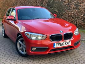 BMW 1 series 1.5 66 reg 2017