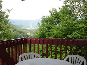 Beautiful condo in Mont Tremblant- ski saison location