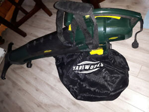 NEW Electric blower / vac