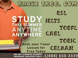 Need Online Tuition Of TOEFL-CELPIP & CELBAN With Best Tutors.