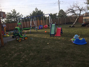Home Daycare In Scarborogh , 7 days