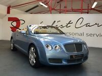 BENTLEY GTC 6.0 W12 [STUNNING EXAMPLE / DOCUMENTED HISTORY / FANTASTIC SPEC / MUST BE SEEN]