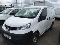 NISSAN NV200 SE DCI 1 owner full service history, White, Manual, Diesel, 2013