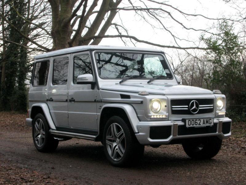 2013 mercedes benz g class g63 amg 5 5 petrol auto 4x4 5 door suv g wagon in wigston. Black Bedroom Furniture Sets. Home Design Ideas