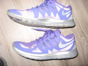 Nike Free 5.0 Running Shoes / Sneakers  Size 8.5