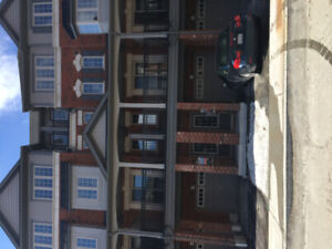 BRAND NEW CONDO TOWNHOUSE IN OSHAWA ON