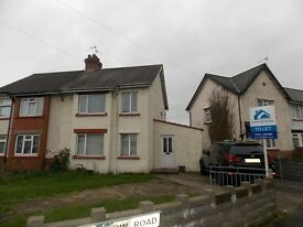 3 bedroom house in Llandow Road, Caerau, Cardiff. CF5