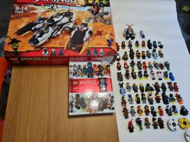Lego ninjago massive bundle