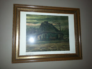 Van Gogh the Cottage 1885 and other Art Belleville Belleville Area image 1