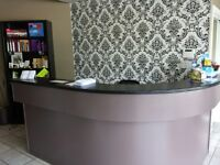 Modern Salon & Spa for Lease - Fully Equipped!