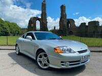 2003 Hyundai Coupe 2.7 V6 3dr Auto COUPE Petrol Automatic