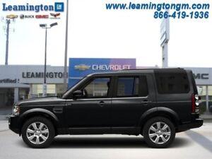 2016 Land Rover LR4 Base  - Heated Seats