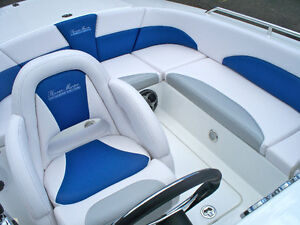 MARINE BOAT UPHOLSTERY / REPAIR- Interior Motives 416-792-6059
