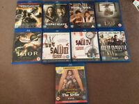 Blu Ray's films