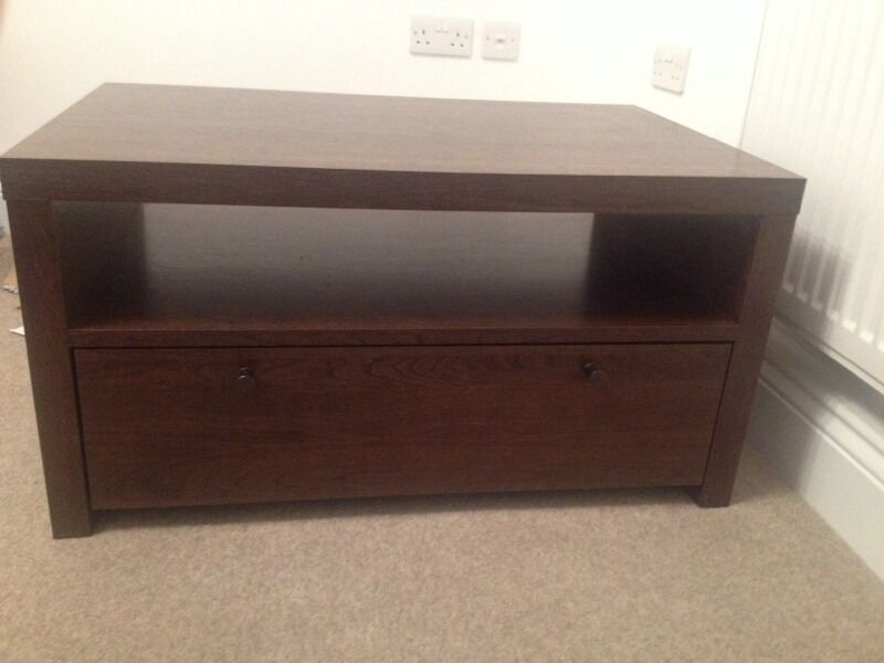 Next opus mango tv unit coffee table perfect condition for Coffee tables gumtree
