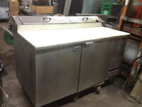 Pizza prep table on Sale - Great deal
