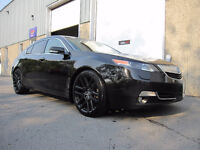 2010 Acura TL TECH SH AWD ***6 SPEED***