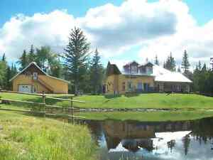 Waterfront acreage in the South Cariboo