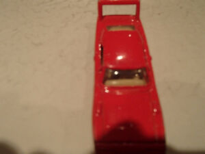 LOOSE Hot Wheels '70 Dodge Daytona Red 1995 1:64 scale diecast c Sarnia Sarnia Area image 5