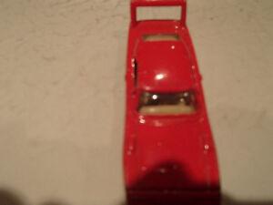 LOOSE Hot Wheels '70 Dodge Daytona Red 1995 1:64 scale diecast c Sarnia Sarnia Area image 5