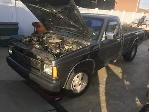 1982 S10 WITH STROKER