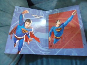 Superman Returns Jigsaw Book Has 5 Puzzles INSIDE!! Kingston Kingston Area image 4