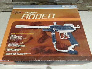 Kingsman Spyder Rodeo - Brand New - Full set-up - Ready to play